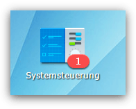 Synology -Systemsteuerung