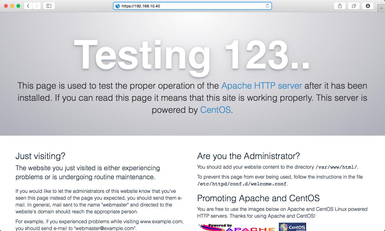 Einbinden Eines Ssl Zertifikates Untere Apache 2