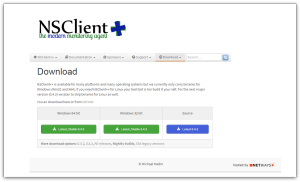 NSClient++
