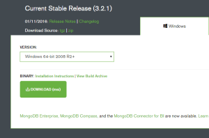 mongodb_windows_download