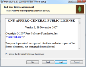 mongodb_windows_setup_license_screen