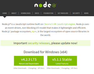 node.js_windows_first_step