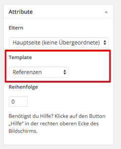 wordpress_categorie_template