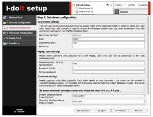 i-doit_setup_mysql_configuration