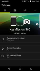 KeyMission-SnapBridge