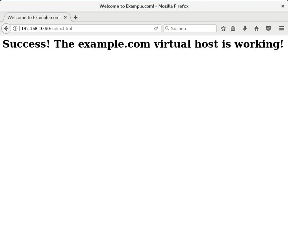 Ansible httpd Role Teil 2: Default vHost und SSL verwenden - Modius ...