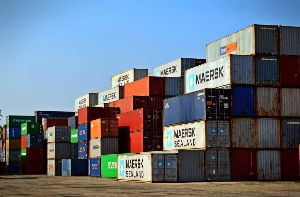 Docker bind mounts - Gestapelte Container